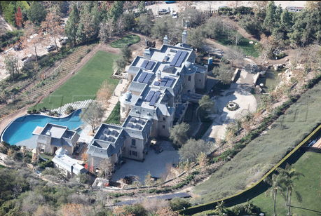 More Pictures Of Gisele Bundchen and Tom Brady's Mega Mansion