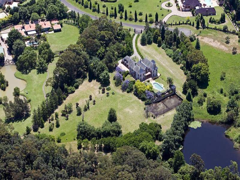 Normandie – A Regal Estate In New South Wales, Australia