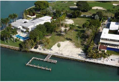 Proposed 20,000 Square Foot Waterfront Mansion In Indian Creek, FL