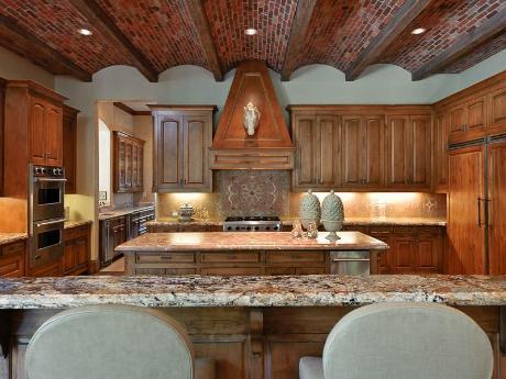 11,500 Square Foot Mediterranean Mansion In Dallas, TX
