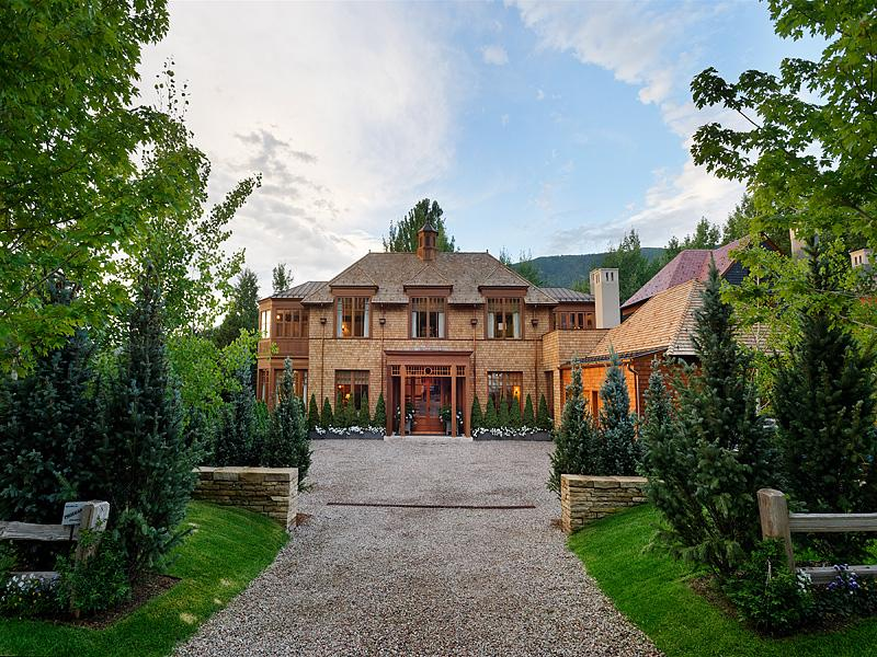 Charming 6 000 square foot home in aspen co homes of for 6000 square feet