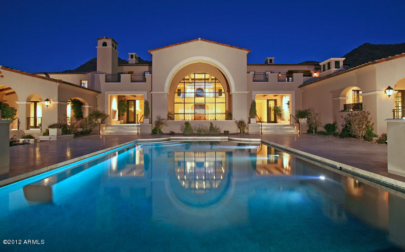 $10.5 Million Recently Built Mansion In Scottsdale, AZ
