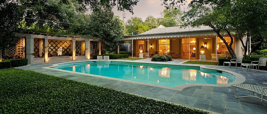 1924 French Inspired Mansion In Highland Park, TX