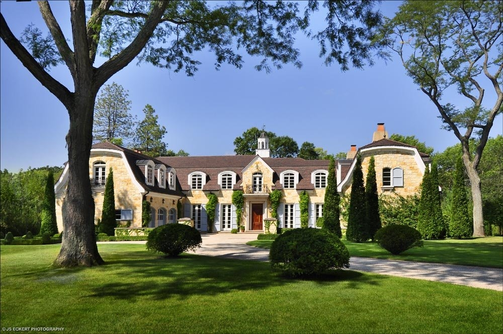 Gorgeous 11 000 Square Foot Home In Lake Forest Il