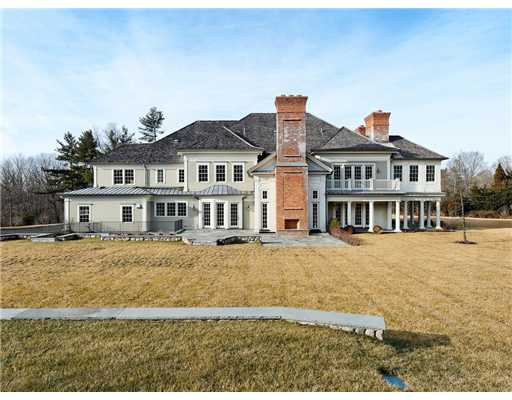 $5.495 Million Georgian Colonial New Build In Greenwich, CT
