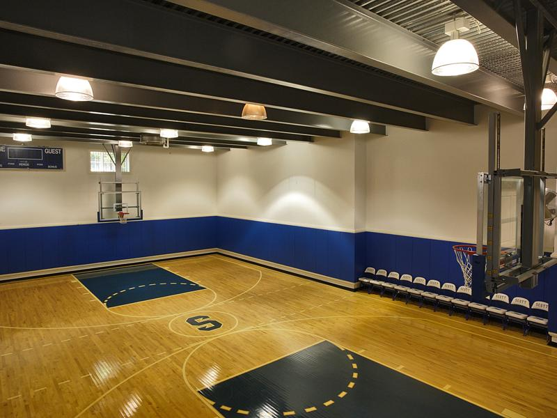 Poll Which Indoor Basketball Court Do You Like Best