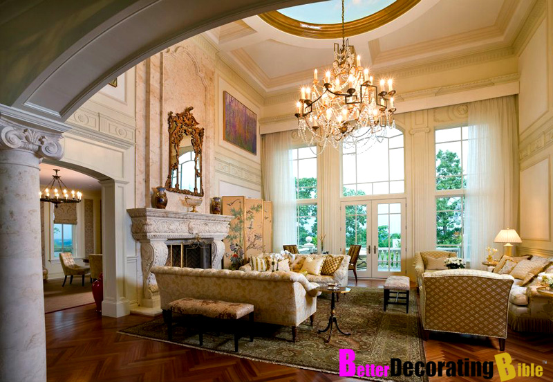 A Look Inside A Couples Cresskill NJ Mansion