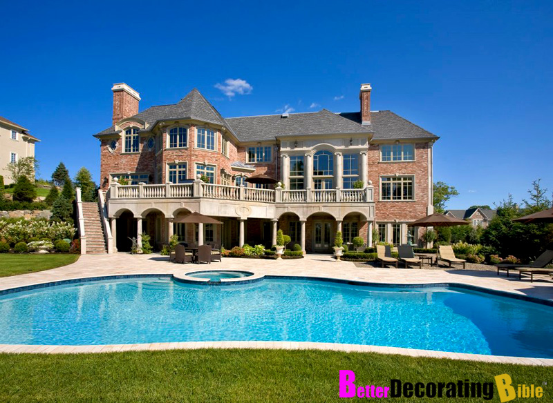 A Look Inside A Couple S Cresskill Nj Mansion Homes Of The Rich
