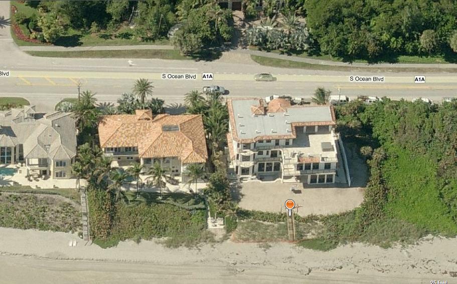 $19.5 Million New Listing In Highland Beach, FL