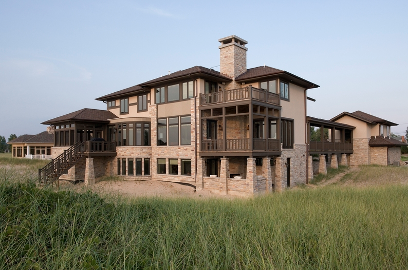 Three illinois luxury home builders homes of the rich for Southern illinois home builders
