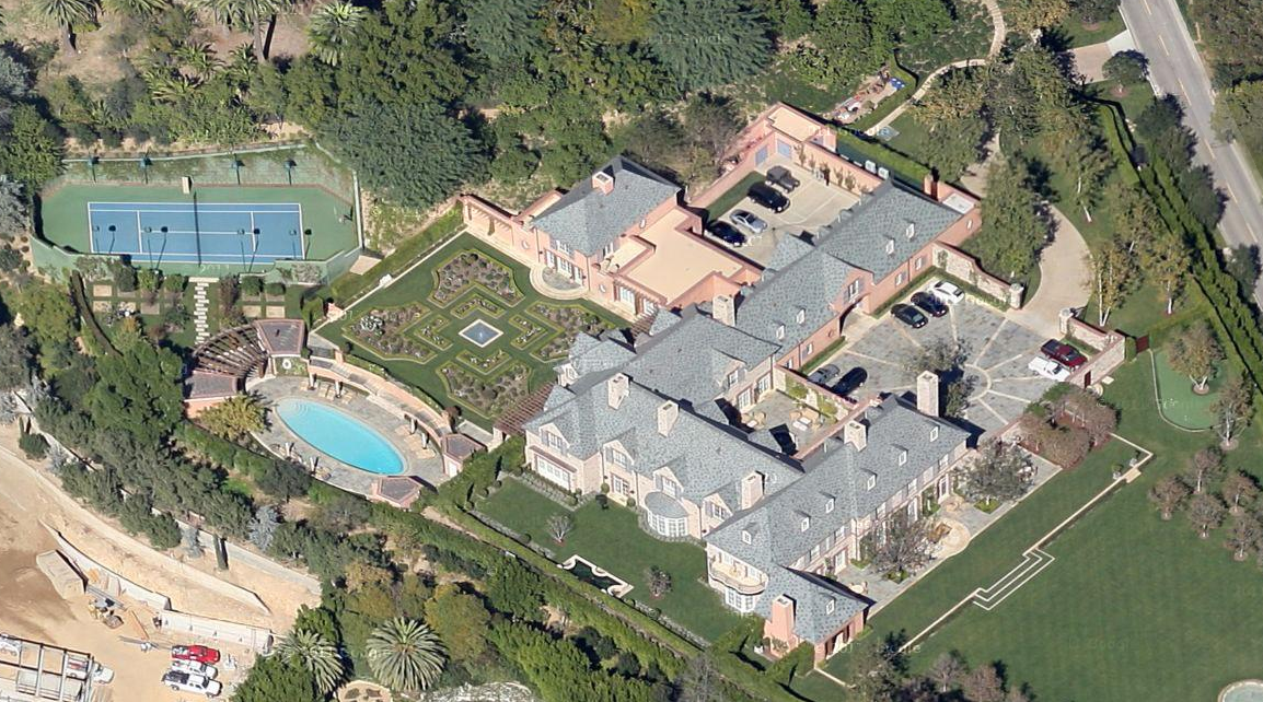 50,000 Square Foot Mega Mansion Designed By Robert A.M. Stern