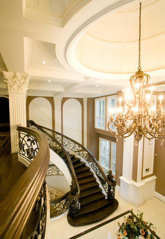 Stately 18 000 Square Foot Mansion In Ontario Canada