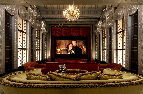 theo kalomirakis home theaters homes of the rich. Black Bedroom Furniture Sets. Home Design Ideas