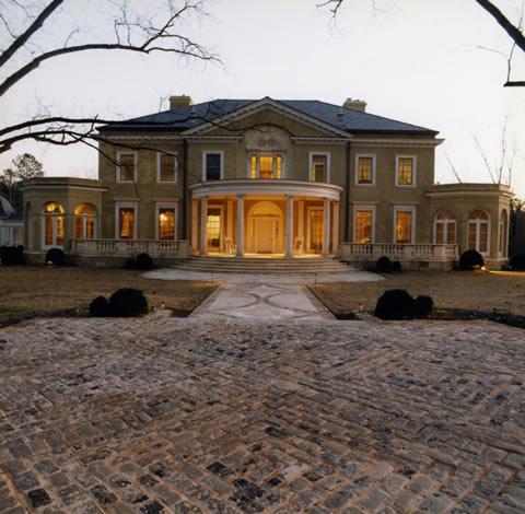 Bonner custom homes in marietta ga homes of the rich for Custom built homes georgia