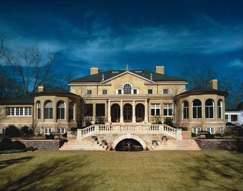 Bonner Custom Homes Is A Luxury Home Builder Based In Marietta Ga They Have Built Some Amazing Including The Lavish Le Reve Estate Ming