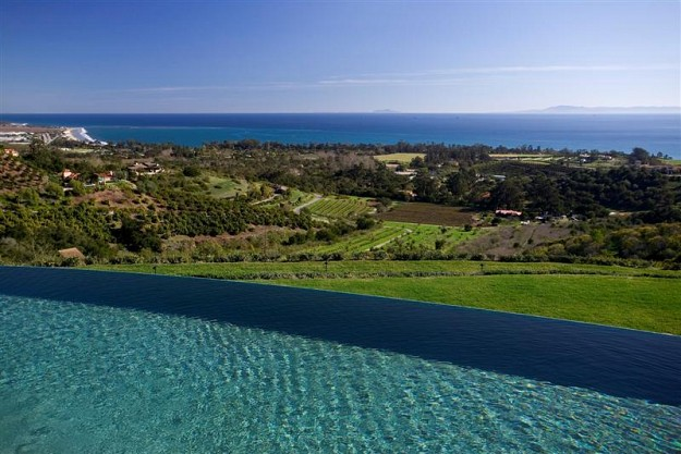$12.5 Million Tuscan Mansion In Santa Barbara, CA
