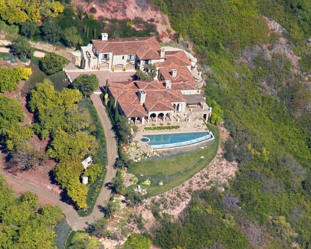 Celebrity homes in calabasas