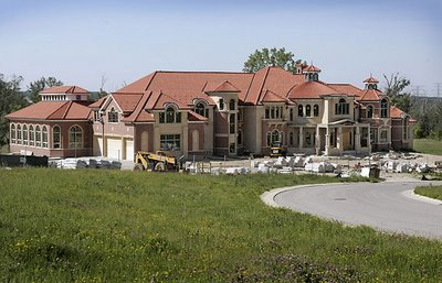 24 000 Square Foot Unfinished Wisconsin Mega Mansion Sells