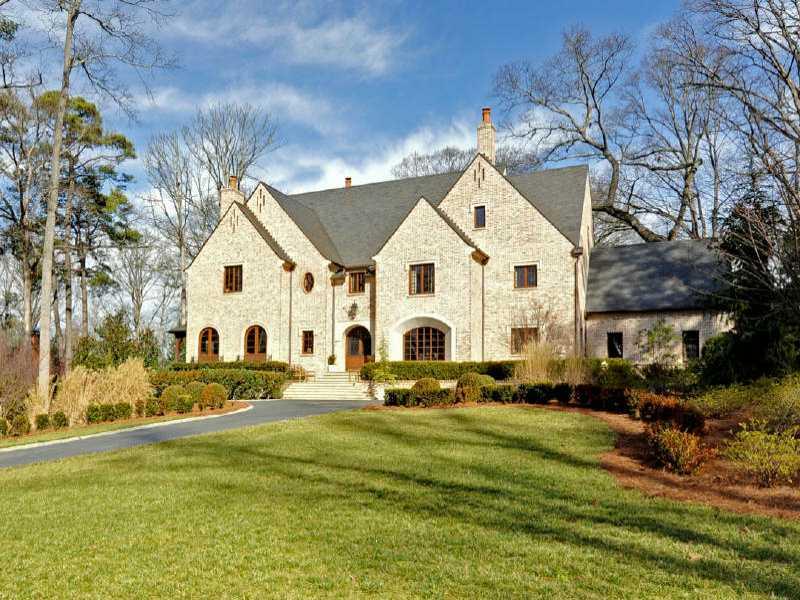 English Manor Home In Atlanta, GA By Harrison Design Associates ...