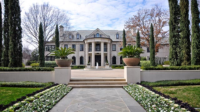 225 Million Neoclassical 1927 Mansion In University Park TX