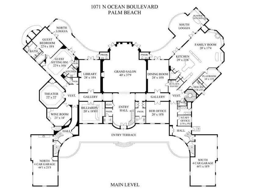 Floorplans Homes Of The Rich 28 Images Floorplans