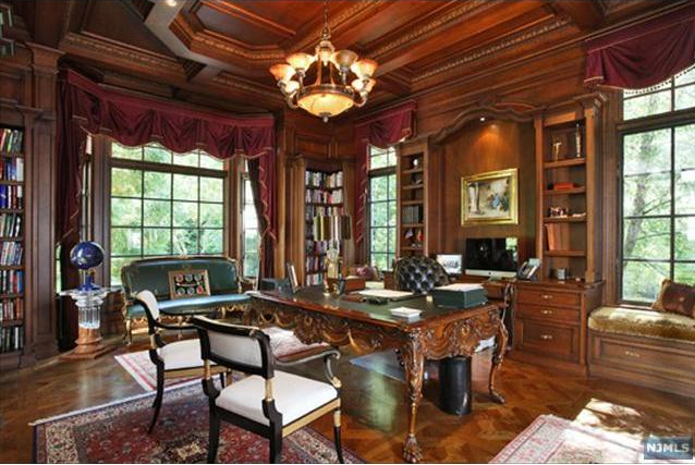 11 Million European Manor Home In Saddle River Nj