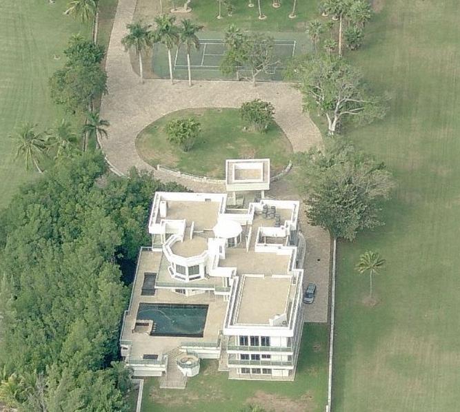 11,800 Square Foot Contemporary New Build In Miami, FL