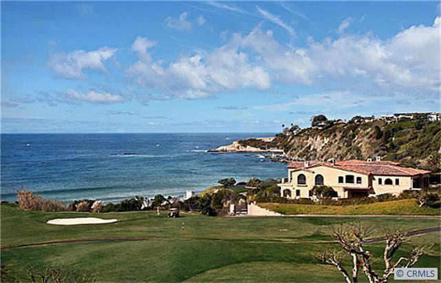 12,000 Square Foot Tuscan In Dana Point, CA