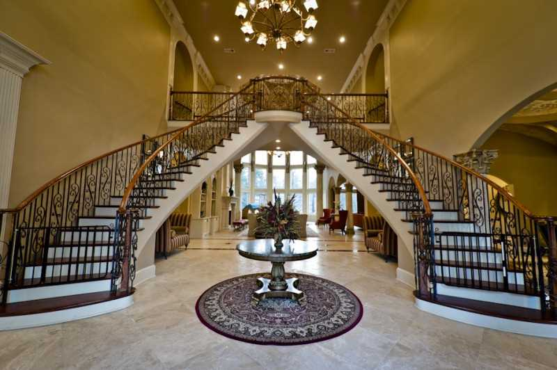 6 9 Million Traditional Mediterranean Mansion In Atlanta