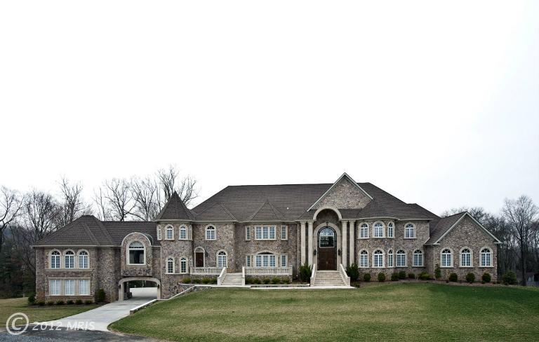 22 000 Square Foot Mansion In Herndon Va Homes Of The Rich