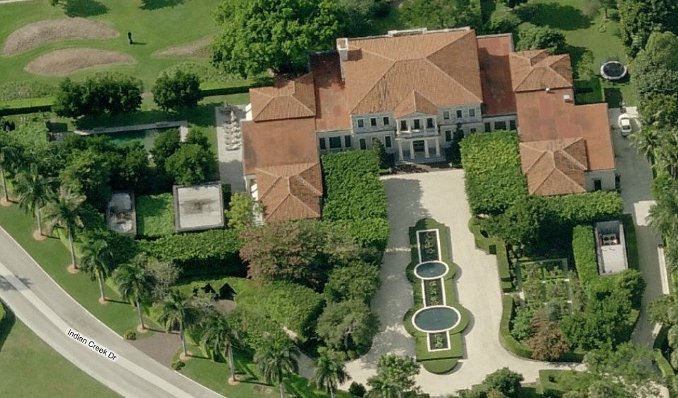 Billionaire Edward L ert Buys Nearly 40 Million Indian Creek Mansion as well Mediterranean in addition 55978 further L Shaped House Plans further Watch. on florida house plans