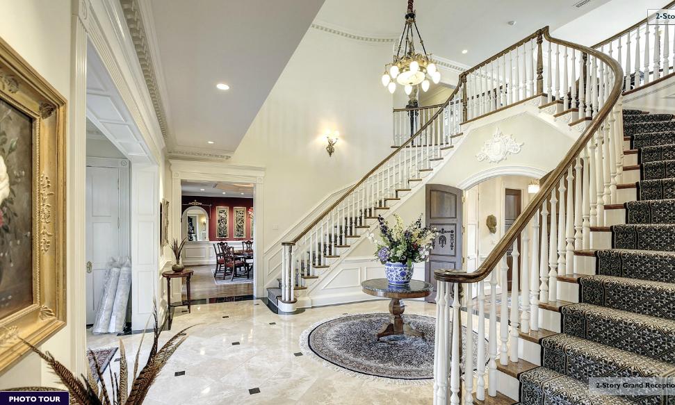 15 000 Square Foot Georgian Mansion In Mclean Va Homes
