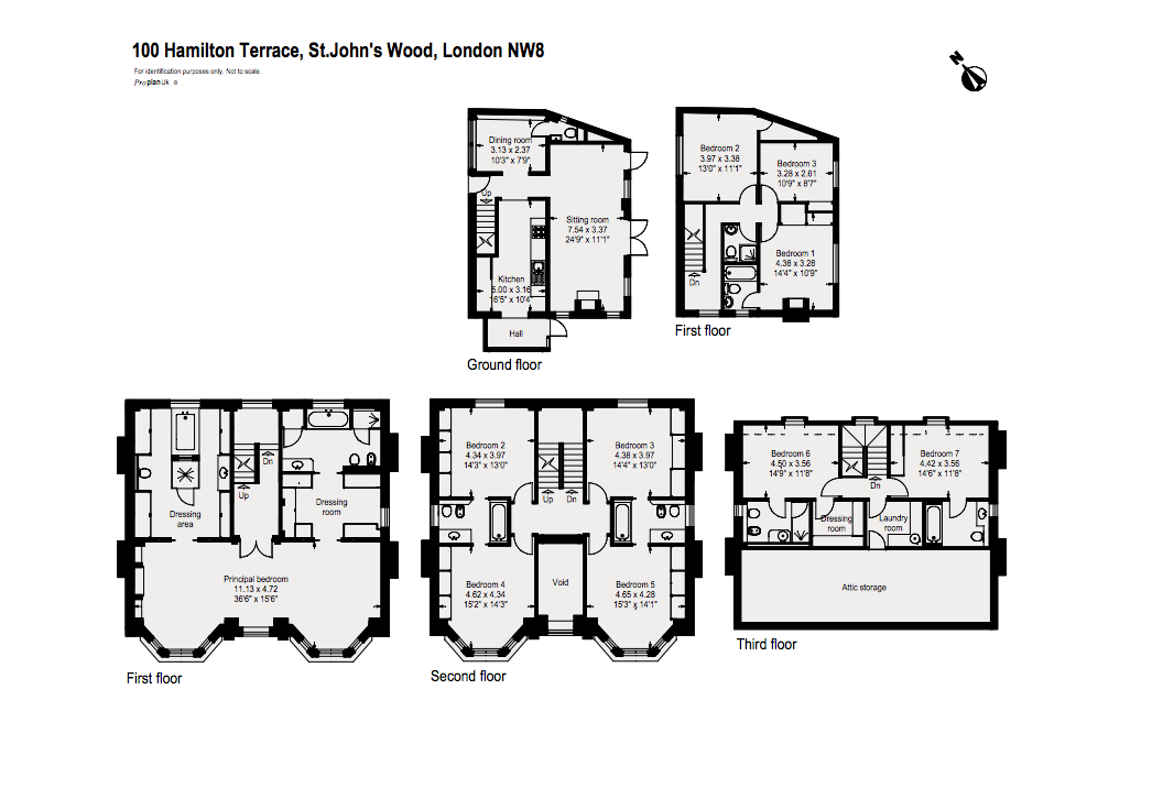 58 million mansion in london homes of the rich for 116 john street floor plan