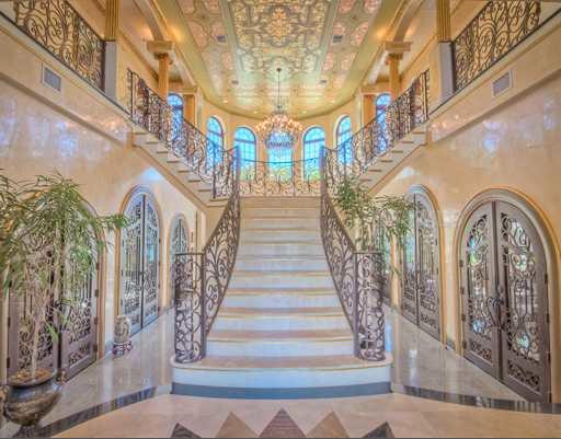 Villa Adriana  U2013 An Opulent Mediterranean Waterfront Home