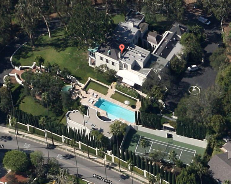$39 Million Historic 1934 Estate In Beverly Hills, CA