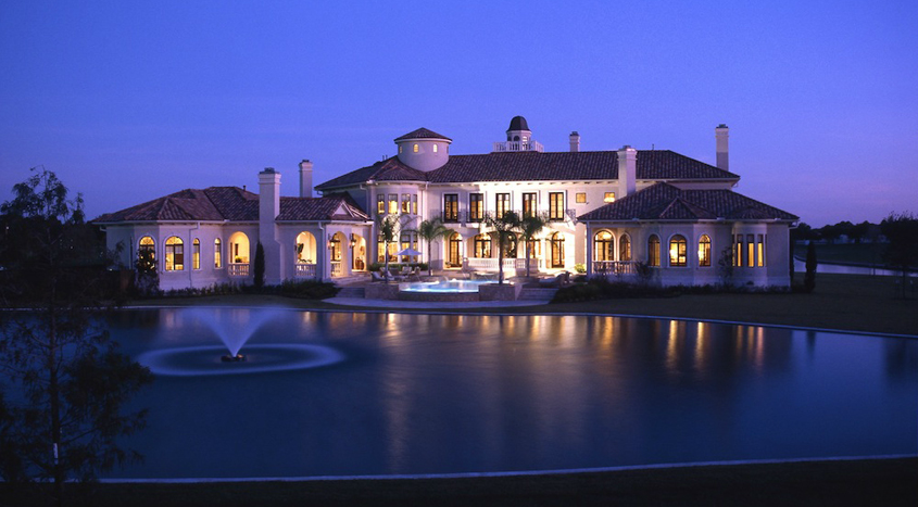 Christopher Sims Custom Homes Homes Of The Rich