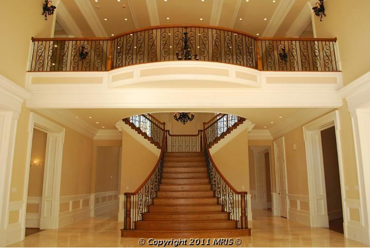A Collection Of Y Shaped Staircases Homes Of The Rich