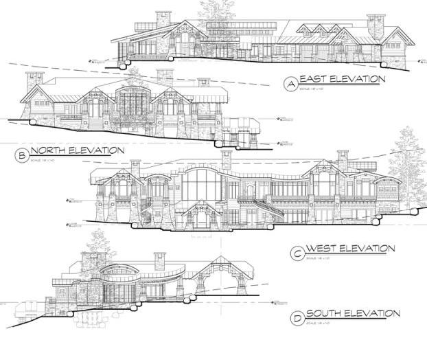 17,000 Square Foot New Build In Park City, Utah