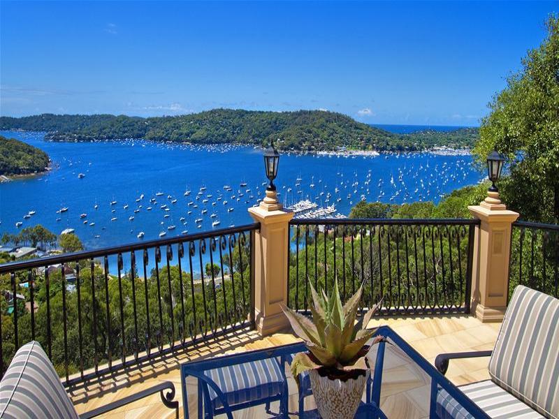 Australian Home Plans Floor Plans >> French Inspired Australian Mansion With Breathtaking Ocean ...