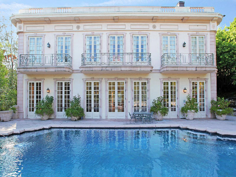 $39,500/Month French Villa Rental In Los Angeles, CA