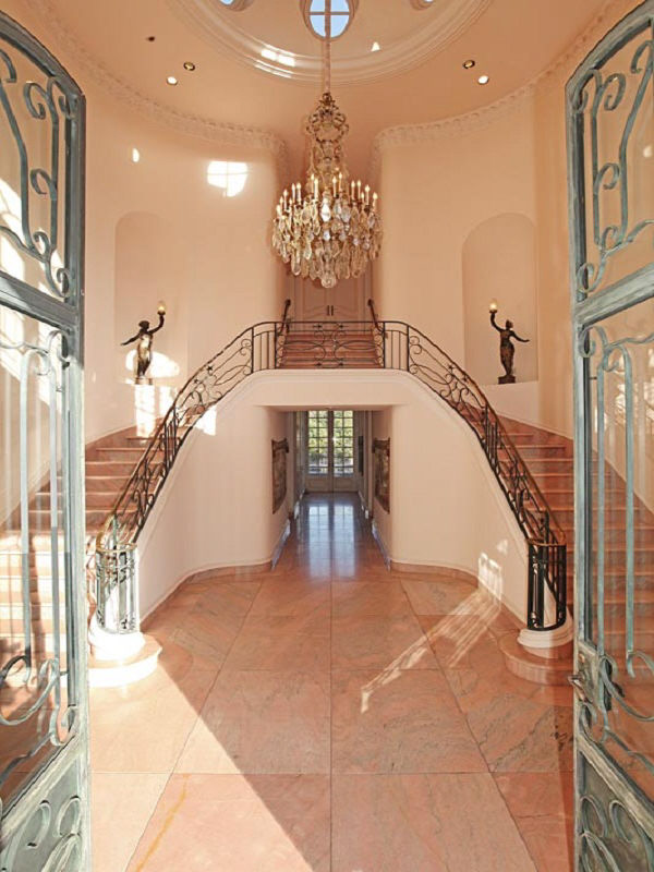 39 500 Month French Villa Rental In Los Angeles Ca