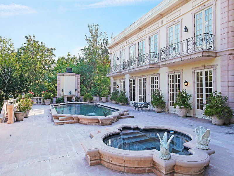 39 500 month french villa rental in los angeles ca for Month to month rental los angeles