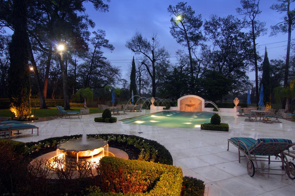$13.95 Million French Chateau In Houston, TX