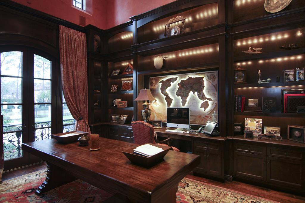7 95 Million Gated Mediterranean Mansion In Houston Tx