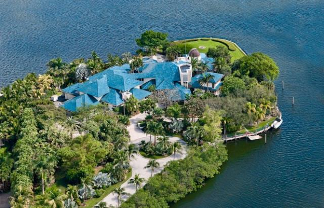 18 Million Coral Gables Mansion With Its Own Observatory