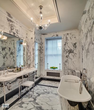 Lavish 235 Million Park Avenue Apartment In New York NY