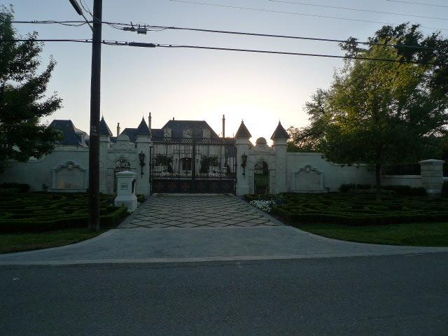 Richard Malouf S 30 000 Square Foot Dallas Compound Homes Of The Rich