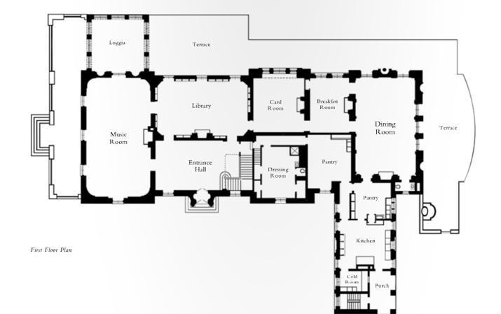 22 000 Square Foot Historic Pennsylvania Mega Mansion