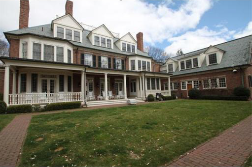 $14.5 Million 14,000 Square Foot Colonial In Wellesley, MA