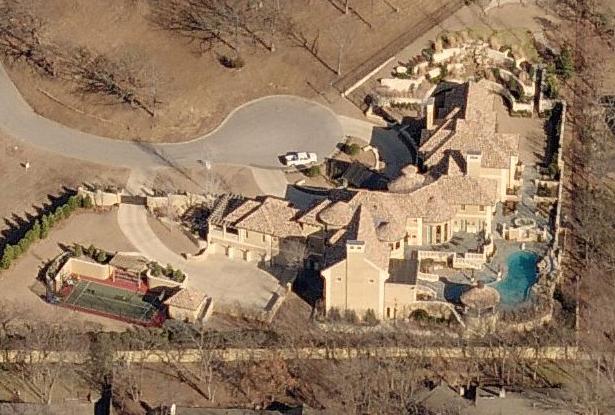 Updated Aerial Pics Of Lebron James Ohio Mega Mansion